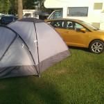 Camping Flaach am Rhein