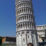 Frank met de toren