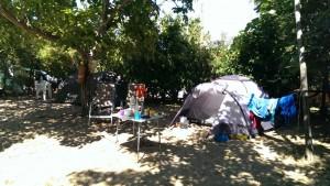 Campingplaats Nube d'Agente
